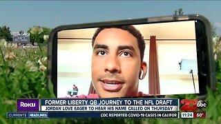NFL Draft: Jordan Love's journey to the draft