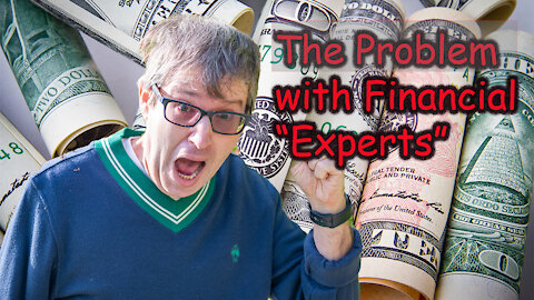 """HOW TO GET RICH IN THE STOCK MARKET: IGNORE """"EXPERTS"""""""