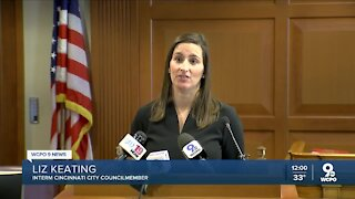 Liz Keating appointed as P.G. Sittenfeld's interim replacement on City Council