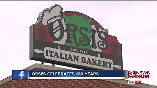 Orsi's Celebrates 100 Years