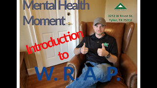 Mental Health Moment, Intro to Wrap, Meet Jeff Hurley