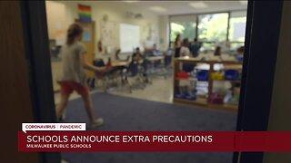 Several area school announce closures amid coronavirus pandemic