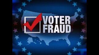 Evidence for Voter Fraud 2020