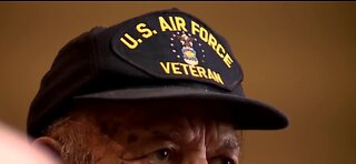 Veterans honored in pinning ceremony