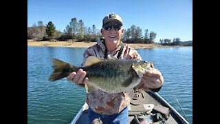 Spotted Bass Fishing catch and release always