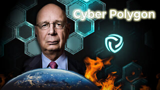 The Next FALSE FLAG Will Be A CYBER ATTACK ON GLOBAL SUPPLY CHAINS!! Cyber Polygon EXPOSED!!!