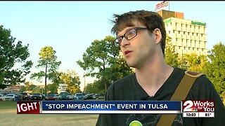 Tulsa trump rally