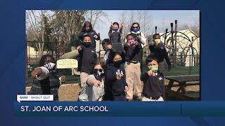 Good Morning Maryland St. Joan of Arc School