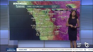 ABC 10News Pinpoint Weather for Sat. May 1, 2021