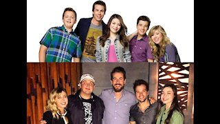 ICarly Cast - before and after