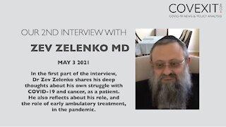 Dr Vladimir Zelenko Interview - May 2021 - Short Version