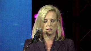 Homeland Secretary Defends Immigration Policy