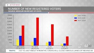 Deadline arrives for Missouri voter registration