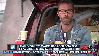 Marley's Mutts helping provide dog food to pet owners