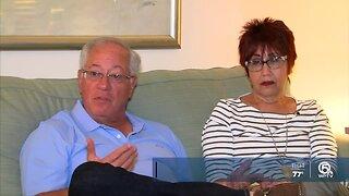 Local couple canceling their 50th wedding anniversary trip because of coronavirus