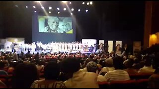 UPDATED WITH VIDEO: #JoeMafelaMemorial: Legendary actor described as humble and disciplined (DJV)