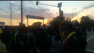 SOUTH AFRICA - Pretoria - Presidential Inauguration at Loftus Versveld (Videos) (Am2)