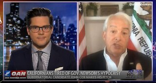 After Hours - OANN California's Critics with John Cox