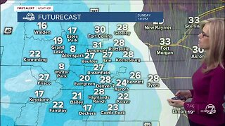 Another snow storm on the way