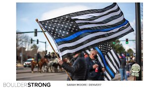 Photos: Colorado honors Boulder Police Officer Eric Talley