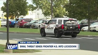 Email threat sends Frontier High School into lockdown