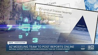Arizona COVID-19 modeling teams to start posting their reports online
