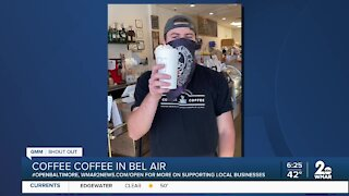 We're Open: Coffee Coffee