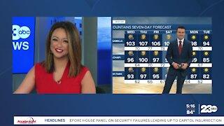 23ABC Evening weather update June 15, 2021
