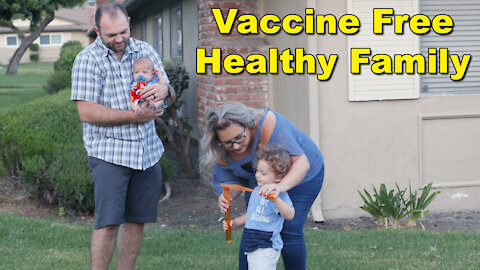 Their Vaccine Free Children Are Strong, Healthy and Smart!