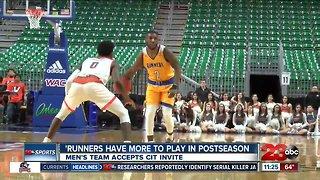 CSUB men's basketball has another chance in postseason