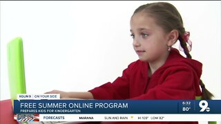 675 Arizona families participate in free online summer learning program