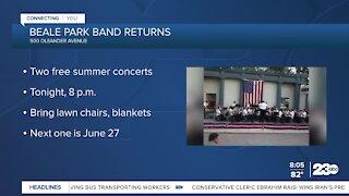 Beale Park Band returns