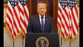 President Trump Farewell Address