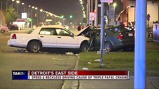 Three killed in crash