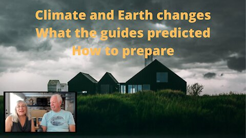 CLIMATE AND EARTH CHANGES