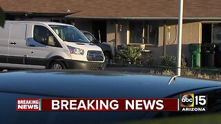 Woman killed in house fire in Mesa