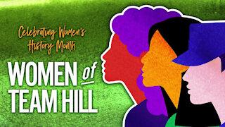 Women of Team Hill