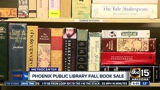 Friends of the Phoenix Public Library host sale