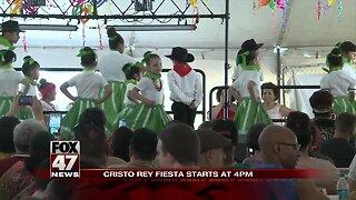Cristo Rey Fiesta begins Friday in Lansing