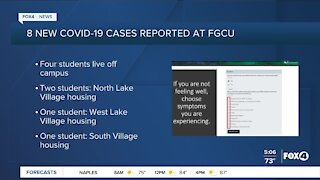 COVID-19 in schools in Southwest Florida 9/24