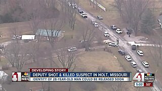 Man suspected in metro crime spree shot, killed by police