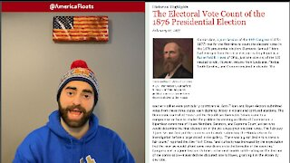 1876 Electoral Vote Count CHANGED AFTER AUDIT!