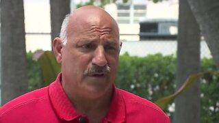 Palm Beach County PBA president talks Chief Kitzerow resignation
