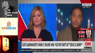 Don Lemon Thinks Republicans Are The Reason For All Hatred In The World In Bizarre Rant