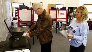 Coronavirus Risks Could Keep Older Voters At Home On Election Day