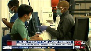 CSUB vaccination increase