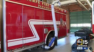 Cancer one of leading causes of deaths in firefighters
