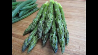 Asparagus French Style with Chef Tyler Macon