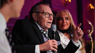 Larry King Hospitalized With Coronavirus
