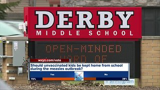 Students with measles at Birmingham Public Schools asked to stay home